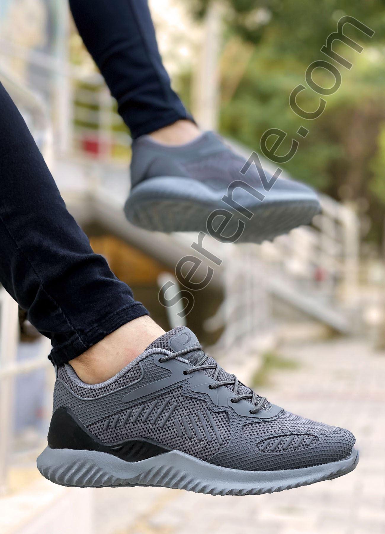Füme Triko Rahat Erkek Spor Ayakkabı