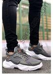 Füme Mekanik Ultra Hafif Erkek Spor Ayakkabı