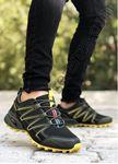Haki Yazlık Trekking Erkek Spor Ayakkabı