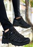 Siyah HardDuty Erkek Trekking Ayakkabı