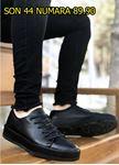 Serenze Caen Siyah Klasik Model Erkek Spor Ayakkabı