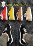 Siyah Süet Hakiki Deri İnce Taban Erkek Spor Ayakkabı